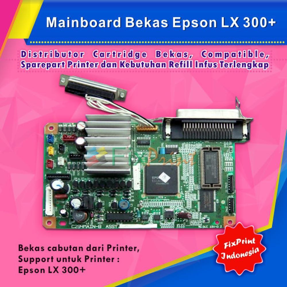 Board Printer Epson L220 Mainboard Motherboard Used Lq2170 Shopee Indonesia