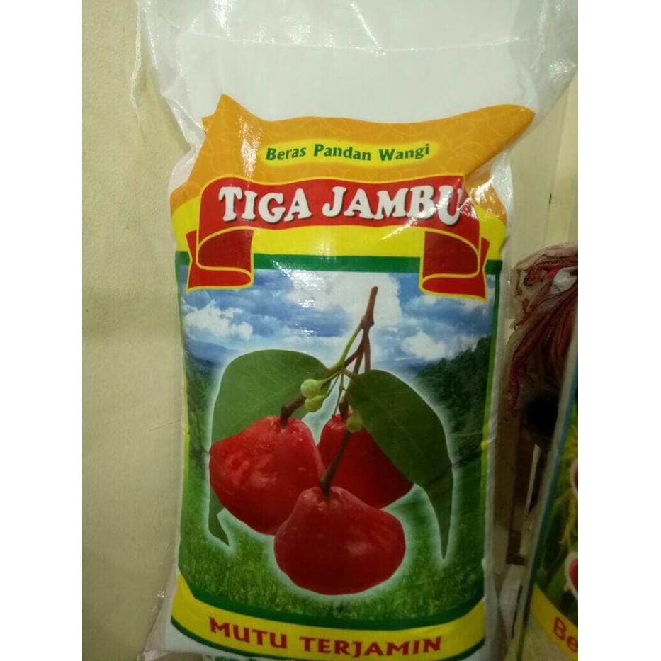Beras Cap Bunga 5kg Best Seller Shopee Indonesia Kembang