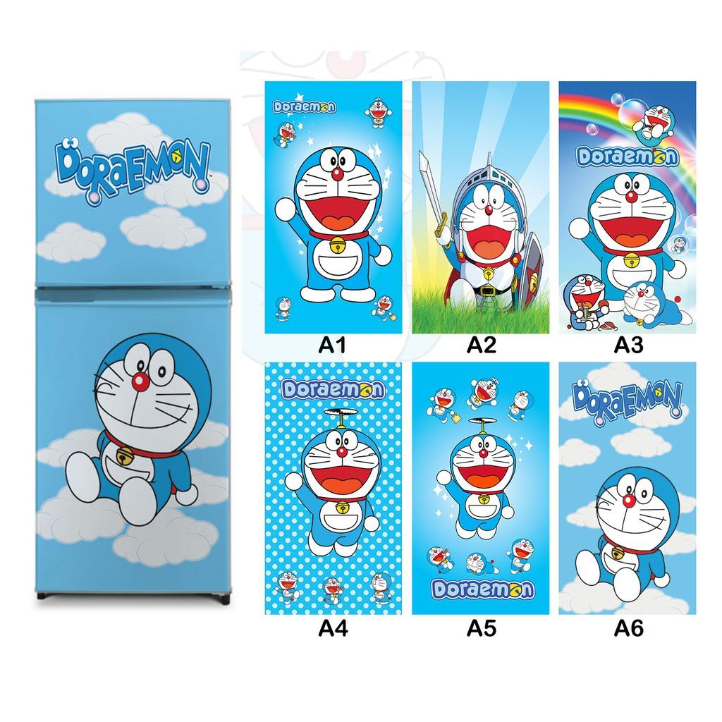 Stiker Kulkas Variasi Kartun Doraemon Lucu Termurah Se Indonesia