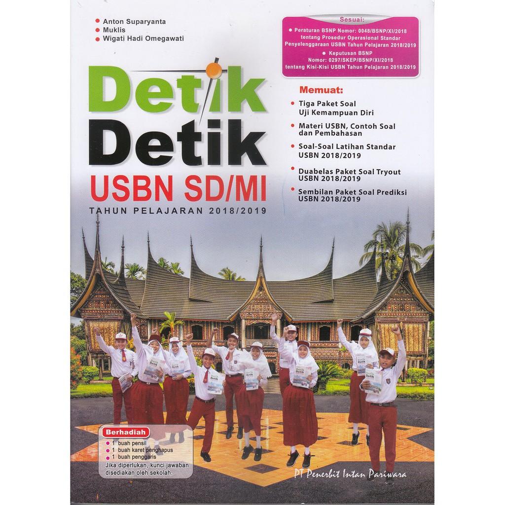 Detik Detik Usbn Sd Mi 2018 2019 Kunci Jawaban Shopee Indonesia