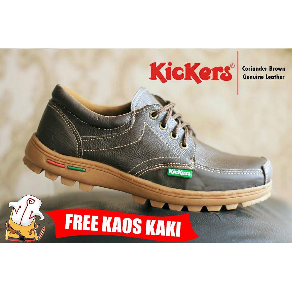 BEST SELLER sepatu kickers shaka termurah sepatu casual tali pria ... ec342e3b47