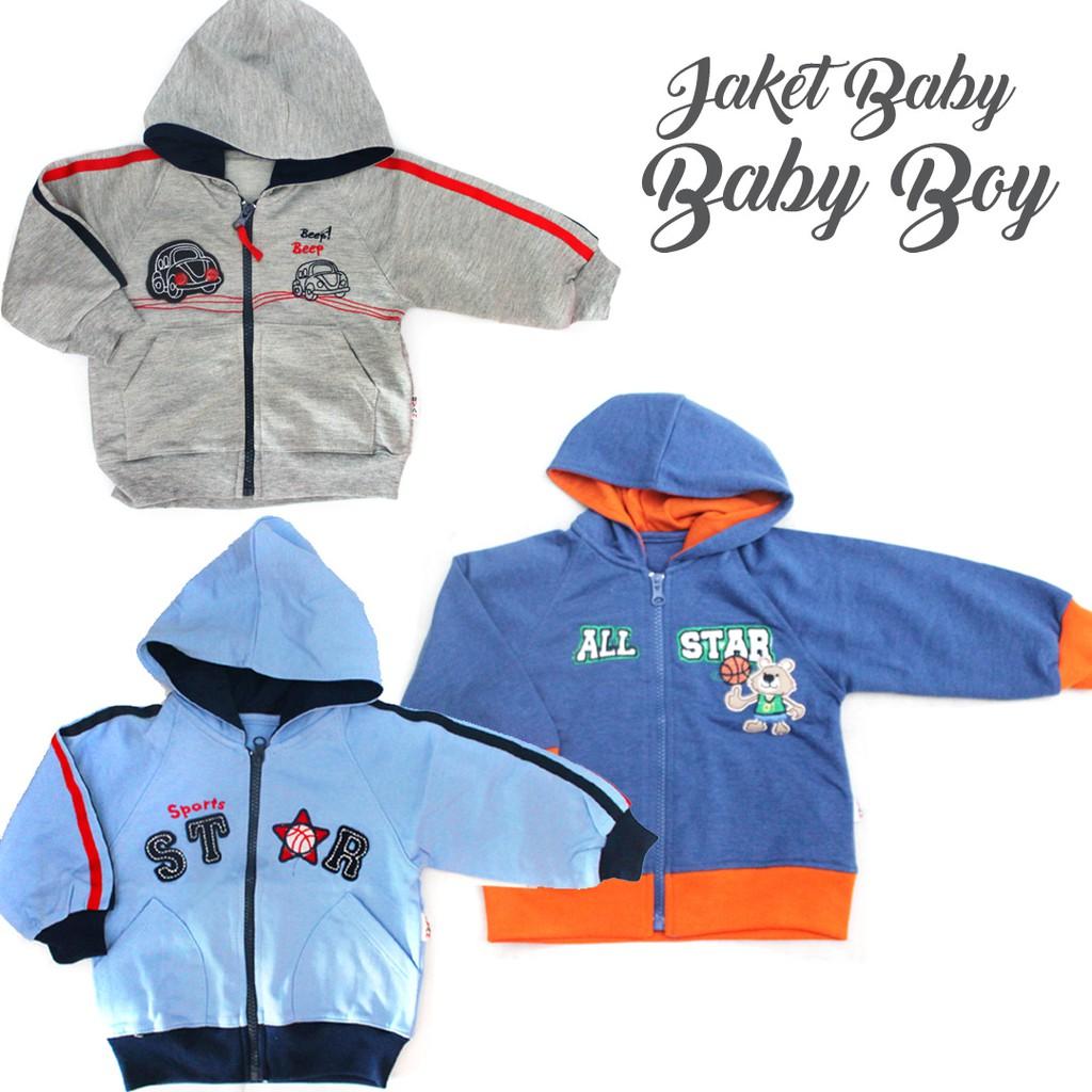 2e89625d02e0 Jaket Bayi Bayi Laki-Laki   Sweater Bayi