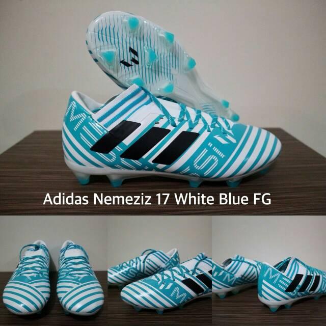 Sepatu Bola Adidas NEMEZIZ Black  9c9d04098b
