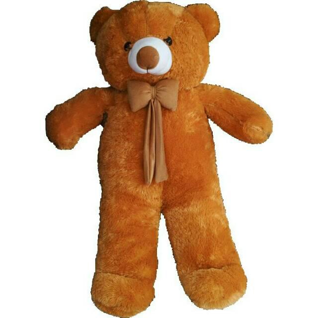 Boneka Beruang Teddy Bear Giant Model Duduk Soft Pink Murah  0febfeaf18
