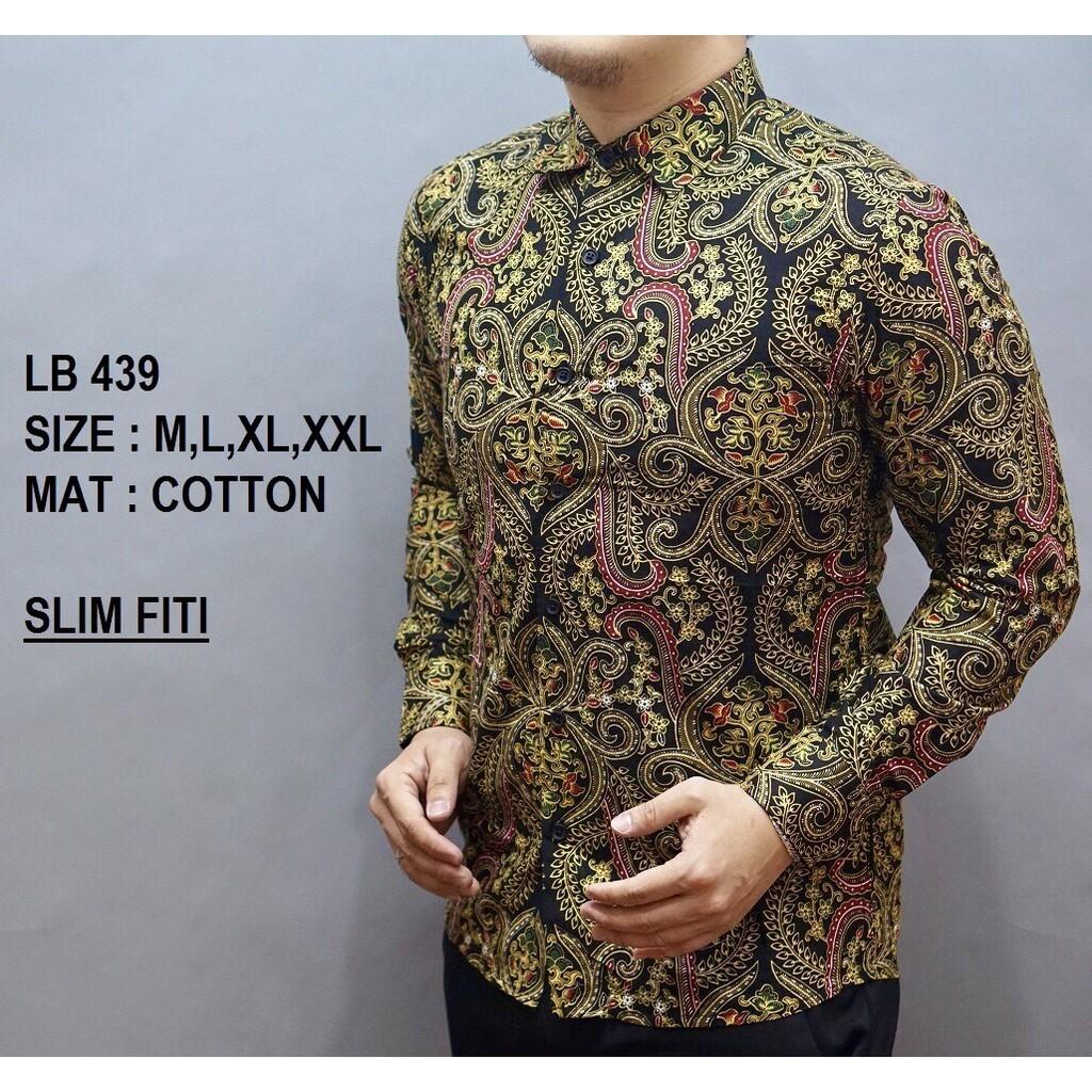 80 Desain Baju Batik Pria Terbaru | Desaprojek