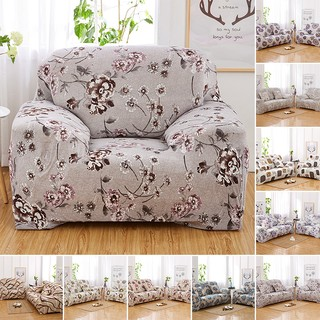 Enjoyable 1 3 Seater Sofa Cover Chair Slipcover Loveseat Couch Elastic Polyester Spandex Squirreltailoven Fun Painted Chair Ideas Images Squirreltailovenorg