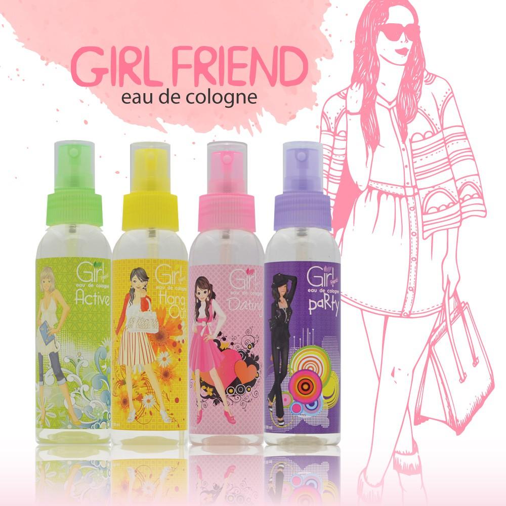 Senswell Edc Girlfriend Pink Yellow Green 100ml Update Daftar Holiday Series Hawai Breeze Pilihan