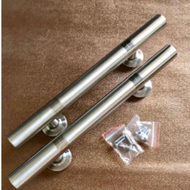 Pagar Rumah Minimalis Stenlis  tarikan pintu stainless handle pintu stainless door handle ellegance pegangan pintu mewah