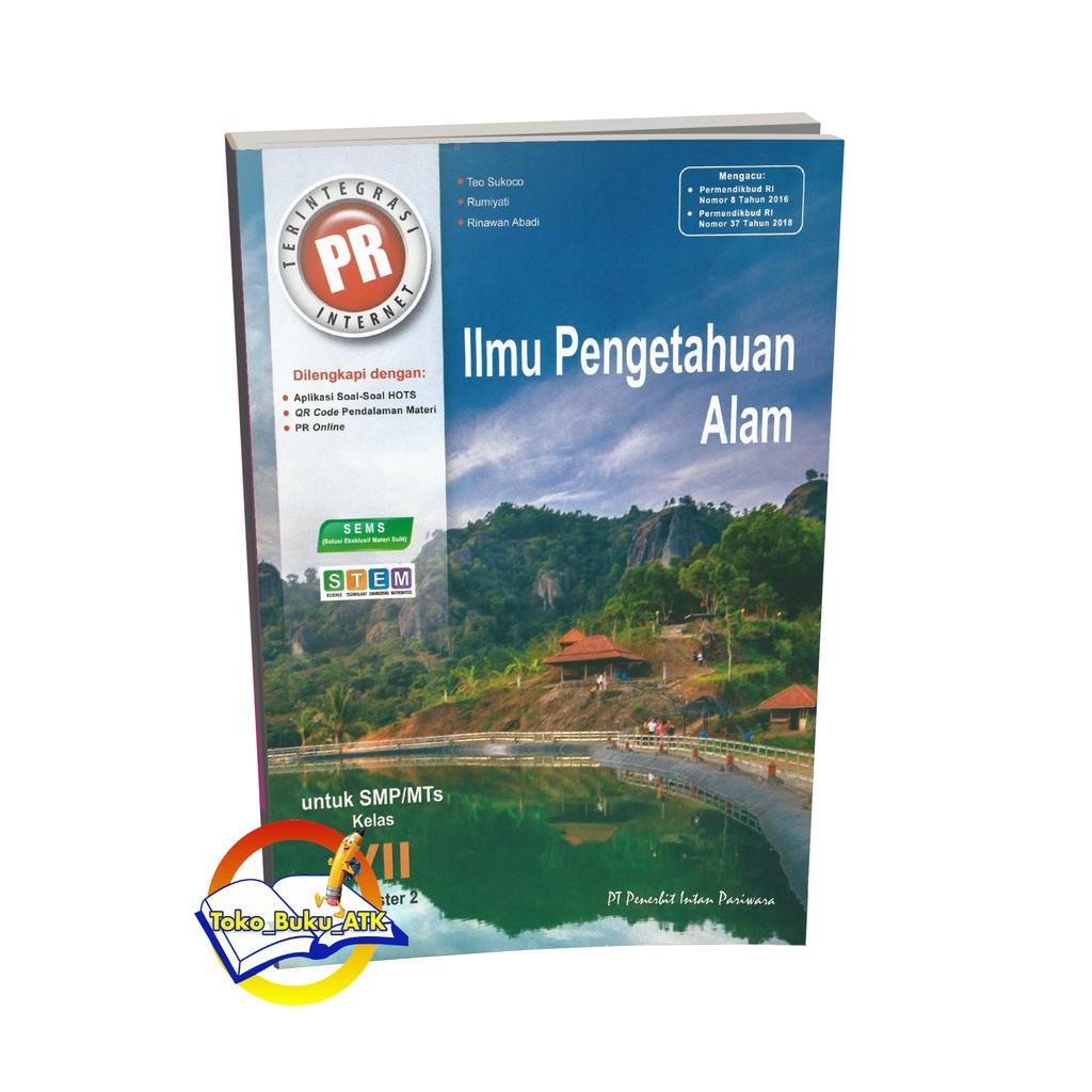Buku Lks Pr Kelas 7 Ilmu Pengetahuan Alam Ipa Semester 2 Intan Pariwara Shopee Indonesia