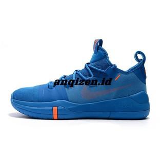 Original Kobe Bryant Newest Kobe Ad Triple Black Basketball Shoes Shopee Indonesia
