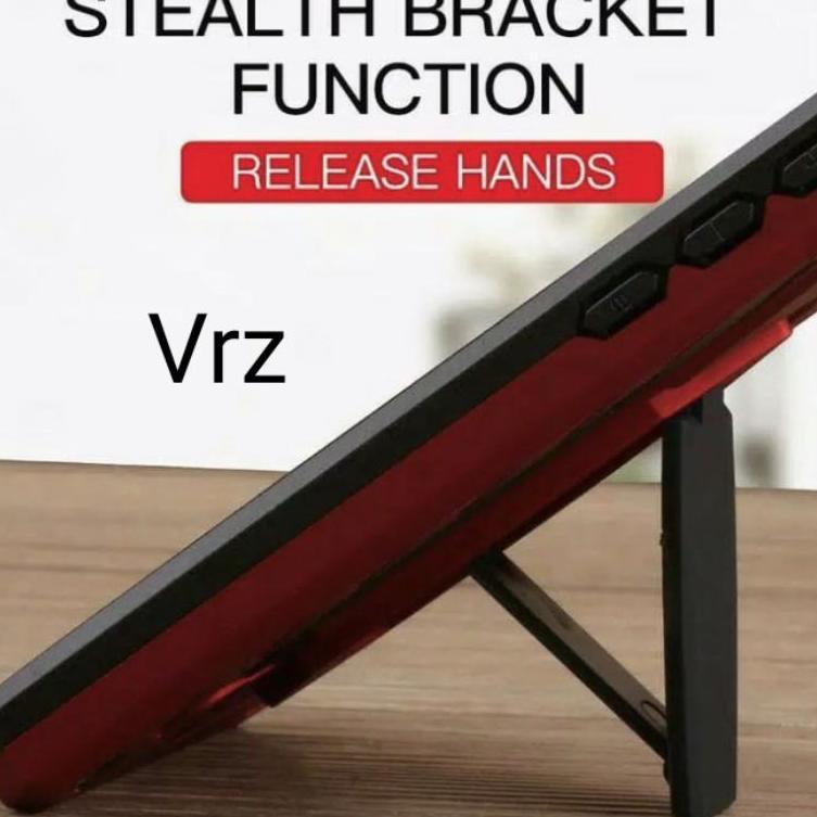 Terbatas Vivo Y12S Y12 S 2020 Hard Case Phantom Robot Transformer Casing Soft Cover Leather Standing