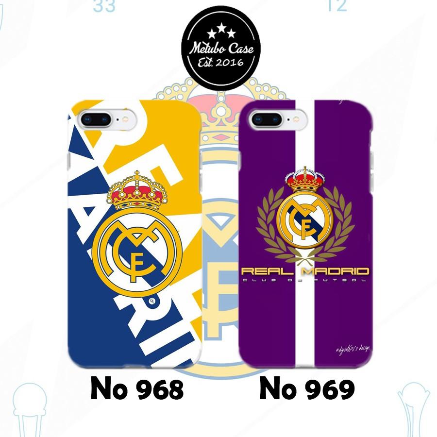Case Casing Real Madrid Bola Vivo Y17 Y91C V15 Pro V15 V11 Pro V11 V9 Y91 Y93 Y95 Semua Tipe Hp