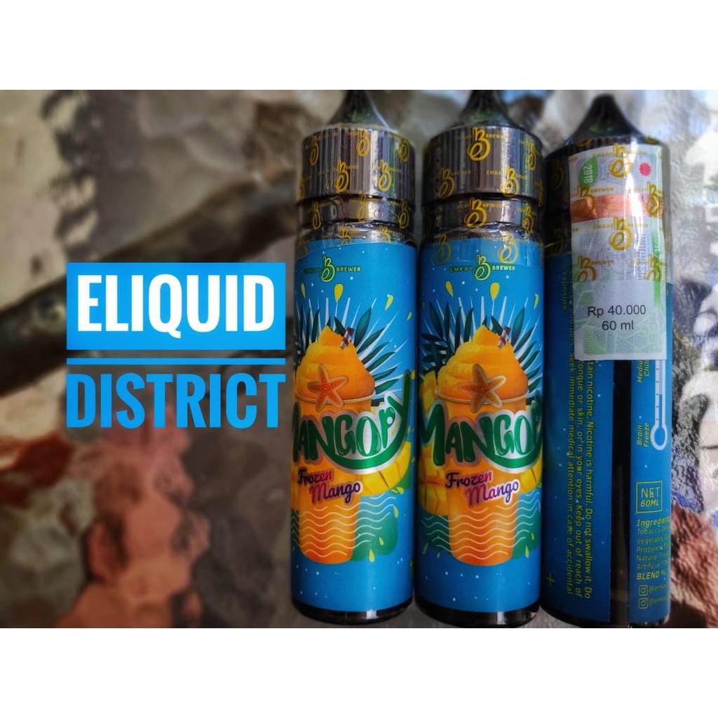 Honeydew Blackcurrant Mango Khalifa Bercukai Premium Liquid Exo Indonesia 60ml 3mg Shopee