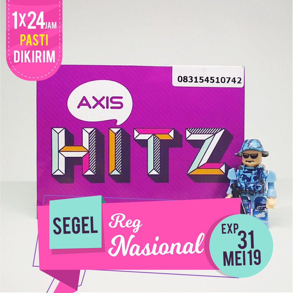 Up To 73 Discount From Brand Perdana Kartu Indosat Pulsa 0k Axis Hitz Nas