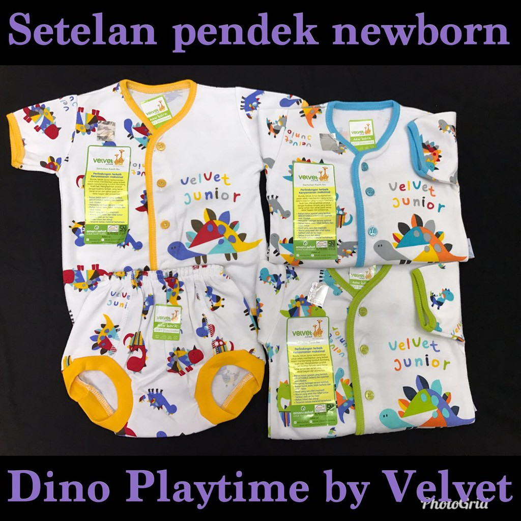Setelan Baju Tidur Playful Sml Xl Xxl Piyama Panjang Velvet Junior Cherrybabykidsshop Shopee Indonesia