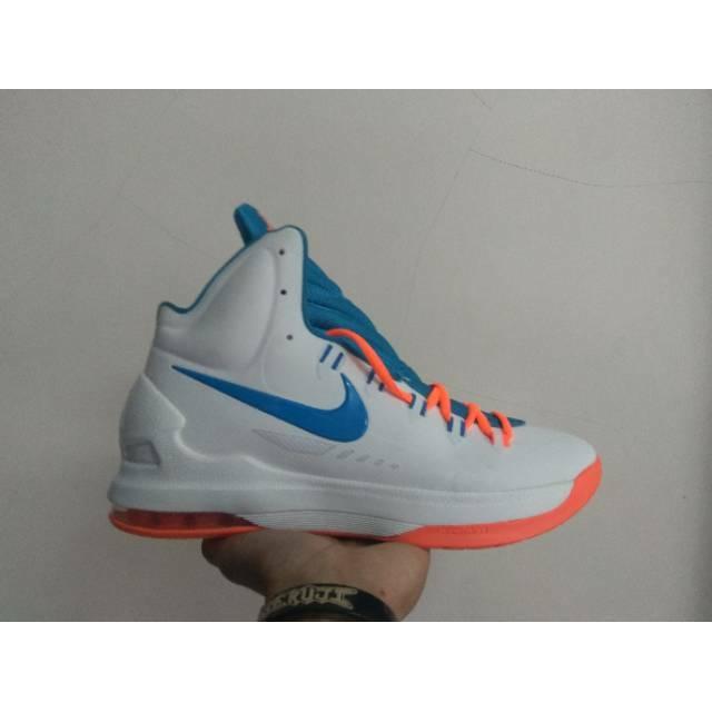 Sepatu Basket Nike KD Kevin Durant 5 Premium - 9 Air Jordan - Under armor  3d9671b957