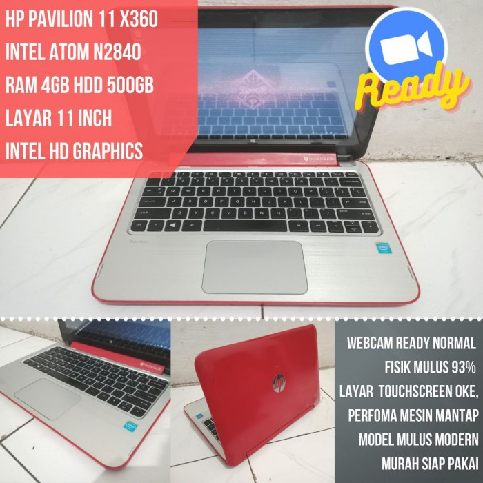{2nd-bekas} Laptop Bekas 2 Jutaan Bergaransi!! Diskon