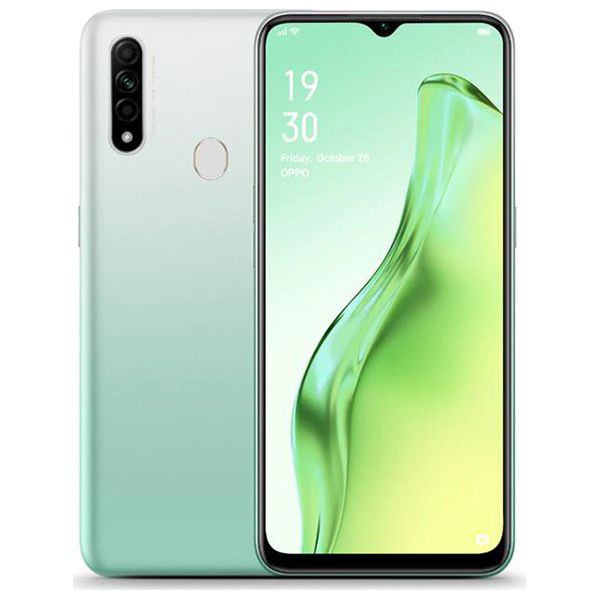 Oppo A31 2020 Smartphone [ Ram6GB / Rom128GB ] - Garansi Resmi