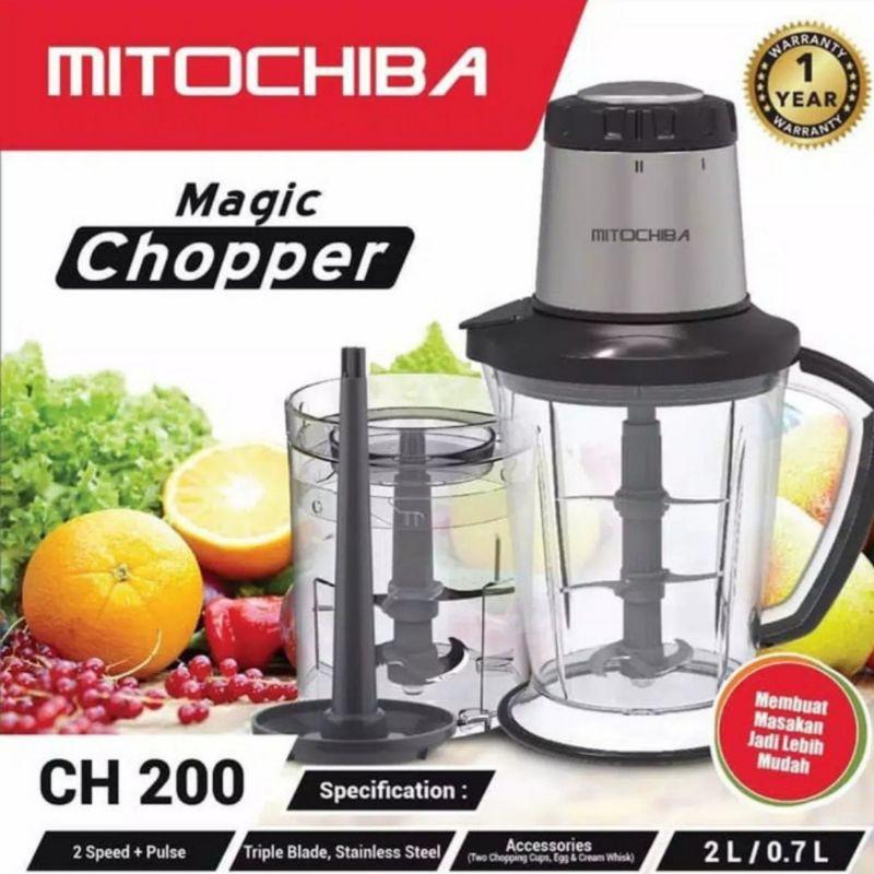 BLENDER MITOCHIBA CH-200
