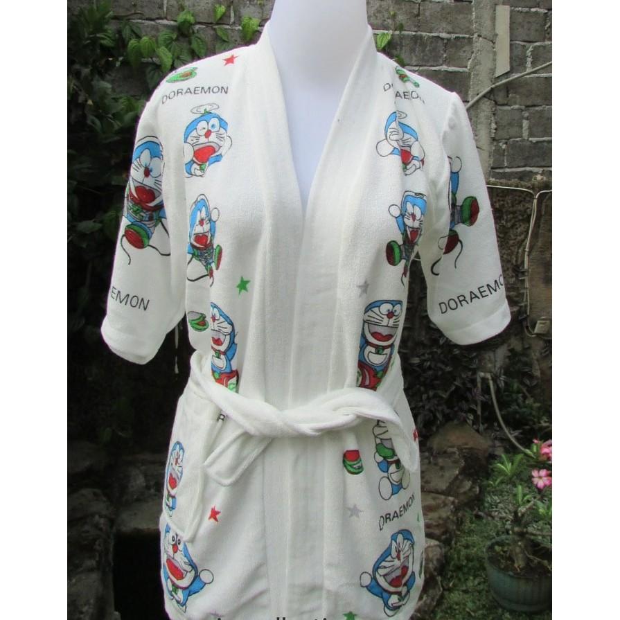 Dapatkan Harga Handuk Kimono Mandi Diskon Shopee Indonesia Renang Dewasa Fit To L Xl