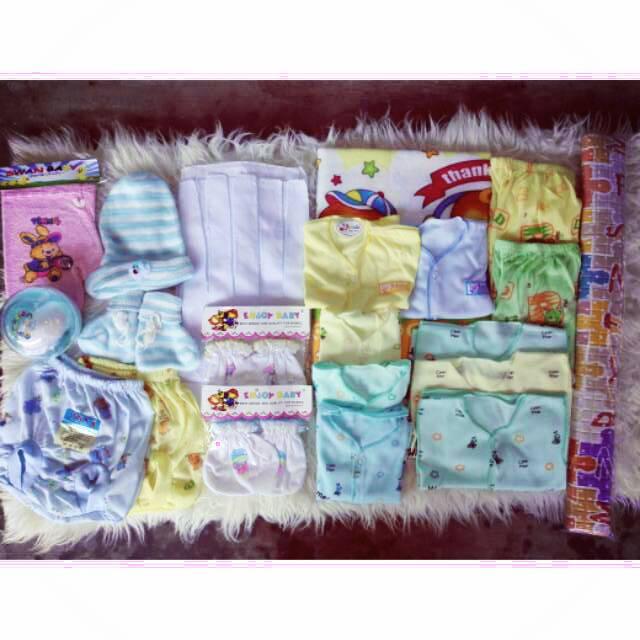 104 Foto Baju Bayi Shopee Paling Unik