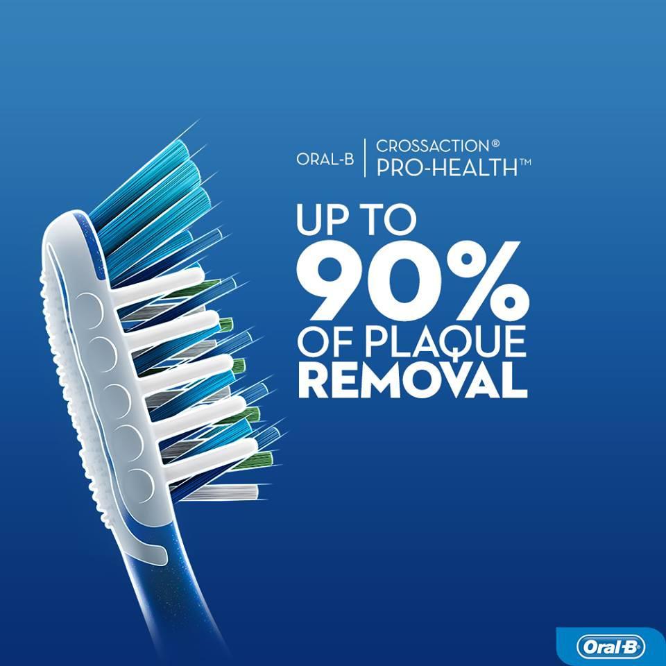 BARU Sikat Gigi Oral-B Pro-Health Clinical Pro-Flex Toothbrush SALE oral b   1eb87041c9