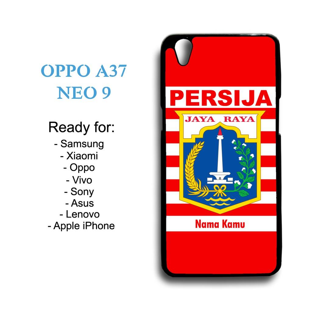 Case Persija Jakarta 03 Custom Case OPPO A37 NEO 9