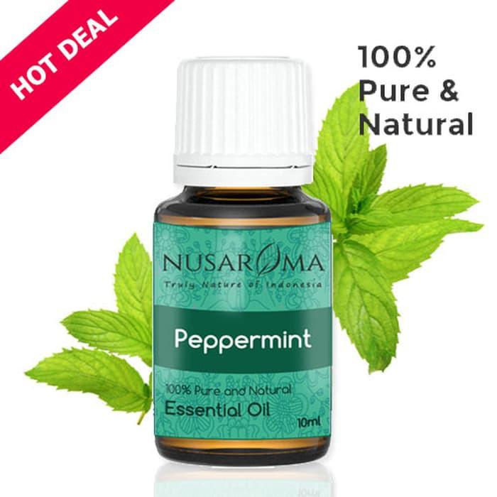 30ml Peppermint Essential Oil / Minyak Daun Mint Young Living | Shopee Indonesia