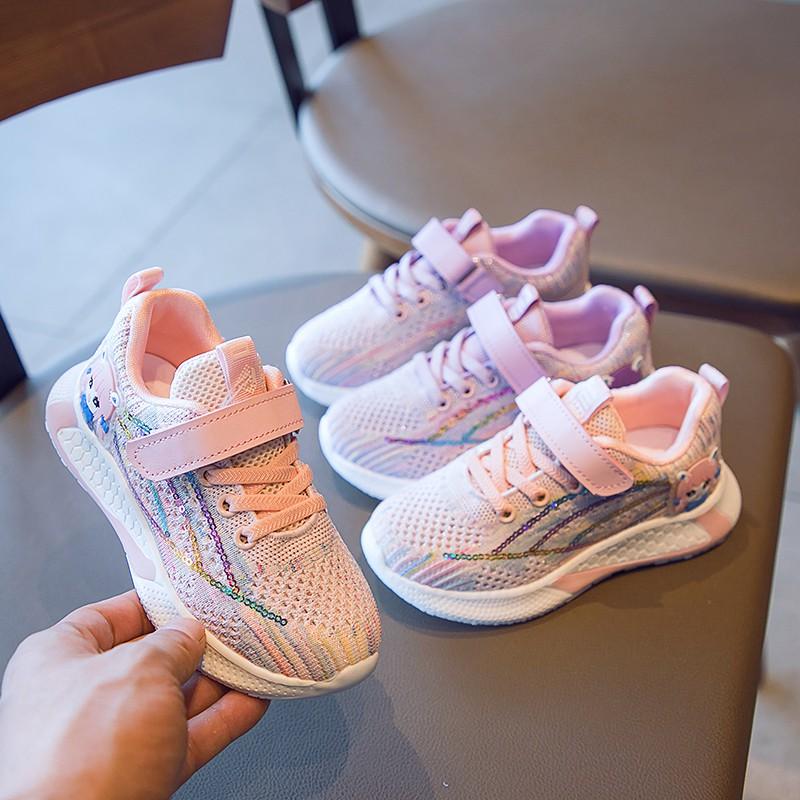 IU Sepatu Sport Casual Anak Laki-laki / Perempuan untuk LariSepatu ...
