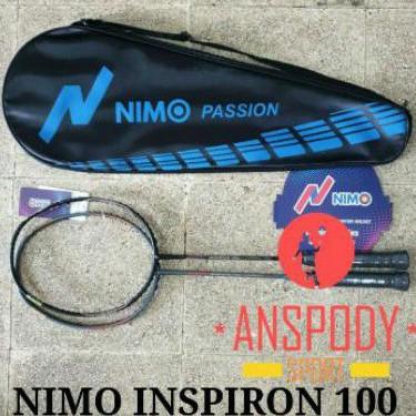 RAKET BADMINTON NIMO INSPIRON 100