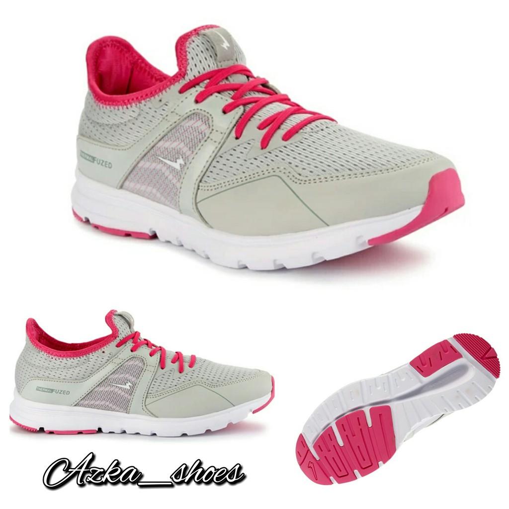 Sepatu Sneakers Running Eagle Velove Shopee Indonesia Jasmine Wanita Blue Citroen 41
