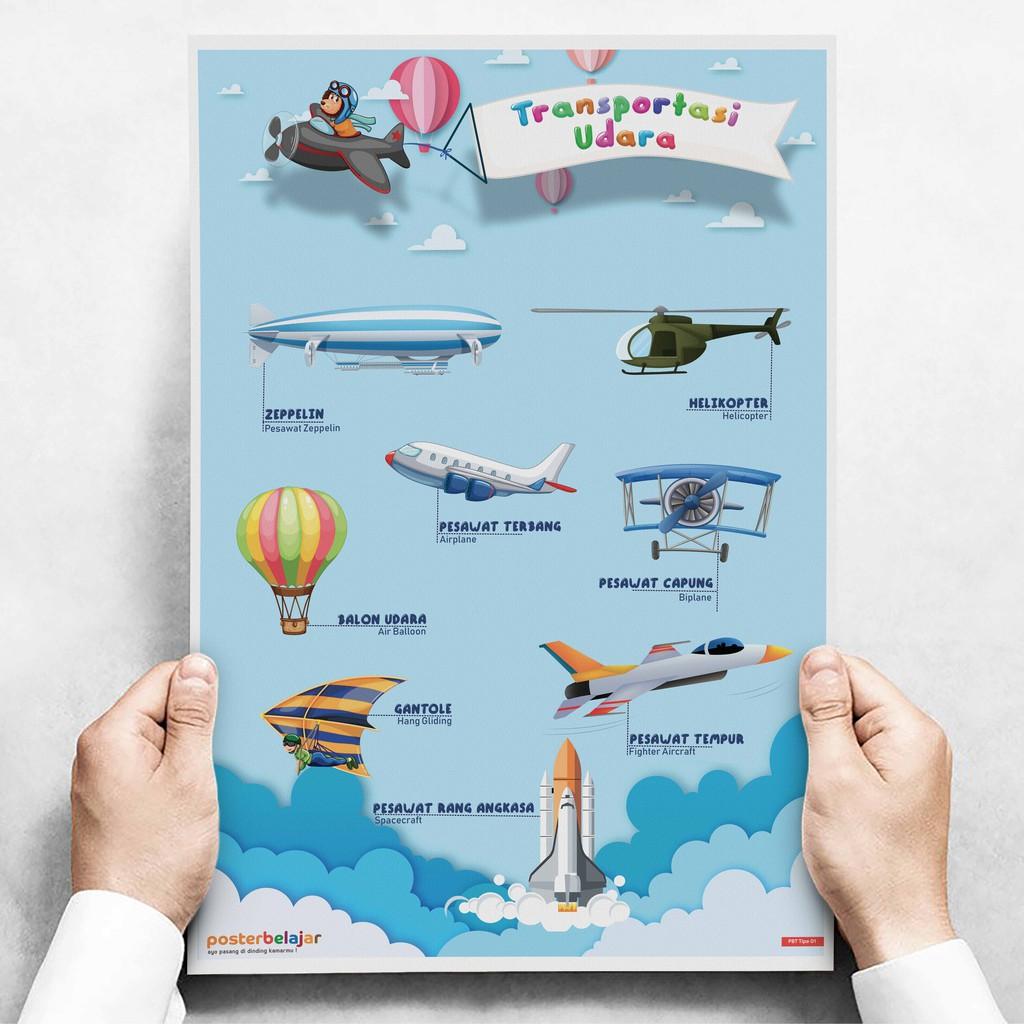 sketsa gambar paud tema kendaraan udara gambar mewarnai