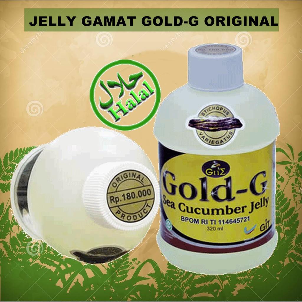 Terbaru Jelly Gamat Gold G Obat Penyakit Koreng Kudis Darah Manis Kulit Ampuh Eksim Shopee Indonesia