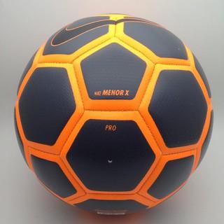 Bola Futsal Nike Menor X Ball Wolf Grey Orange SC3039-012 Original BNWT  17cc4f0dde72f