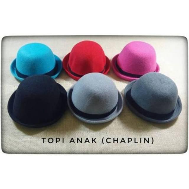 Topi anak pet chaplin  4e4e2564fb