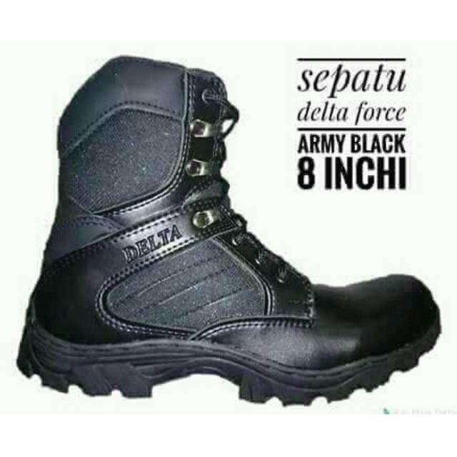 Sepatu Boots Delta Force Elite 516 Hitam Sepatu Outdoor 8 Inch ... 953456df3e
