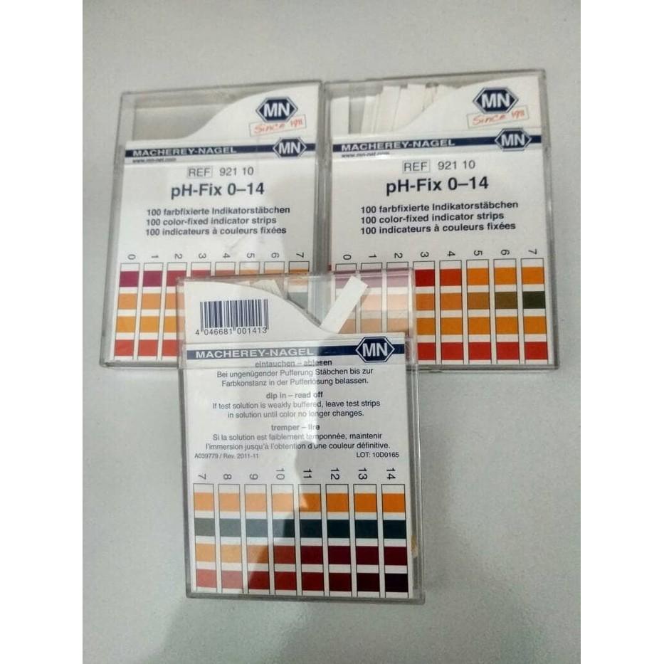 Kesehatan - Perlengkapan Medis - Alat Laboratorium Litmus Paper Blue \U002F Kertas Lakmus Biru Cek   Shopee Indonesia