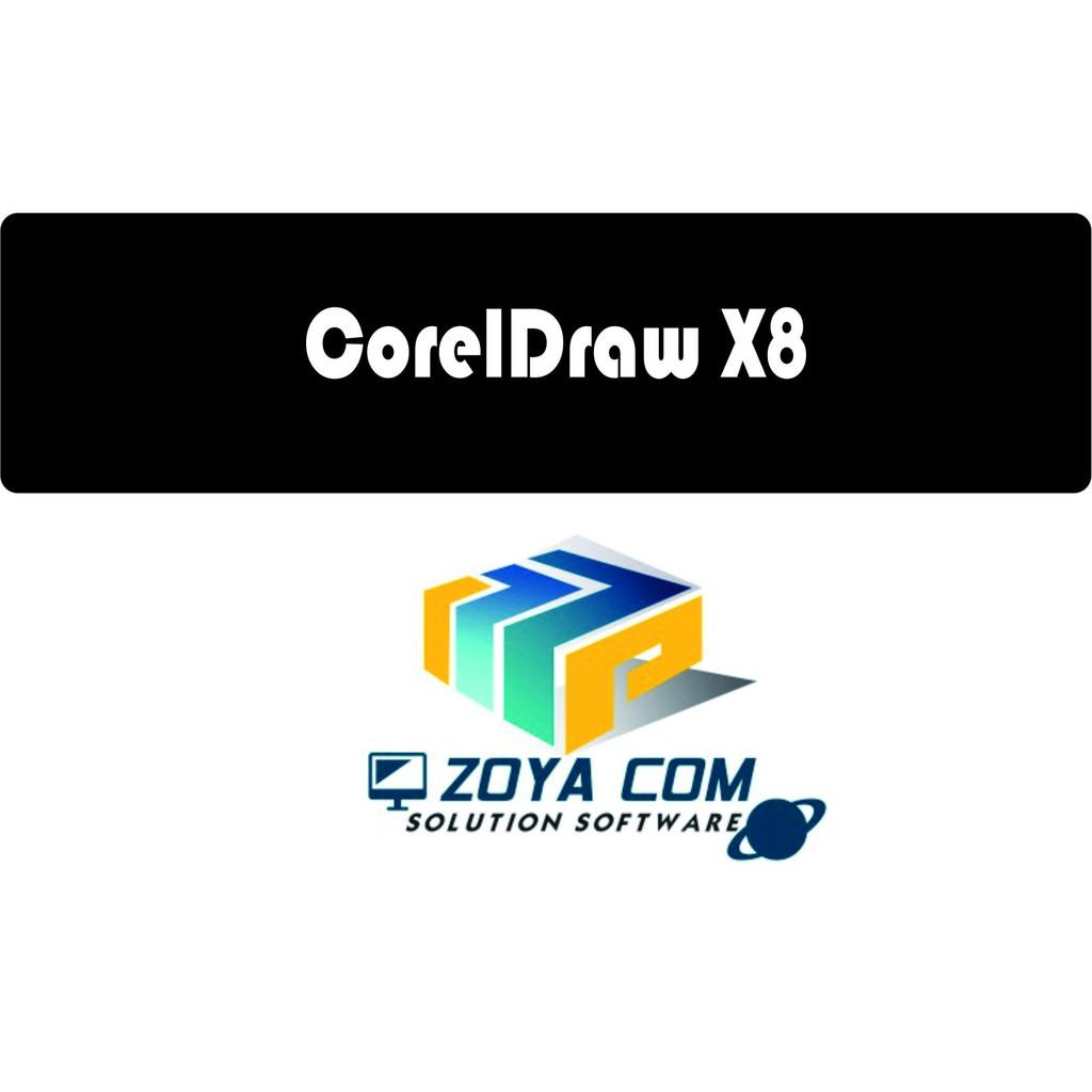 Cara aktivasi corel x8,corel draw graphic suite x8 full
