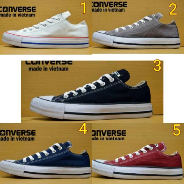 Terlaris Sepatu Converse Allstar Chuck Taylor 2 High Army White Go Import  Modis  faadc4e53b