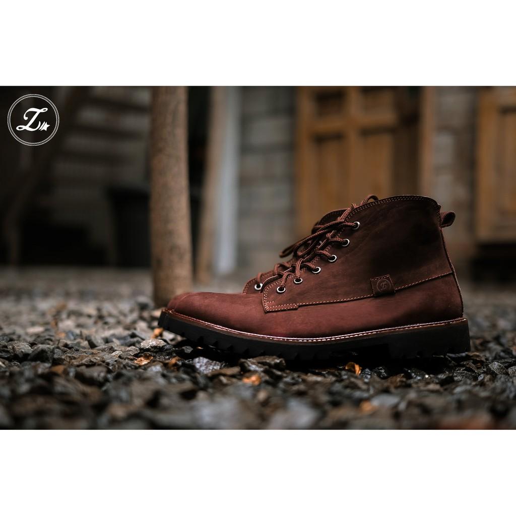 Sandal Kulit Pria Zapato Footwear - Enzo (Brown)  7834aa610a