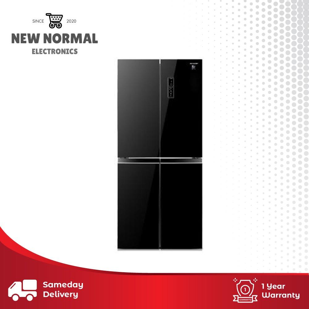 SHARP New Queen Series SJ-IF51PG-BK/CG