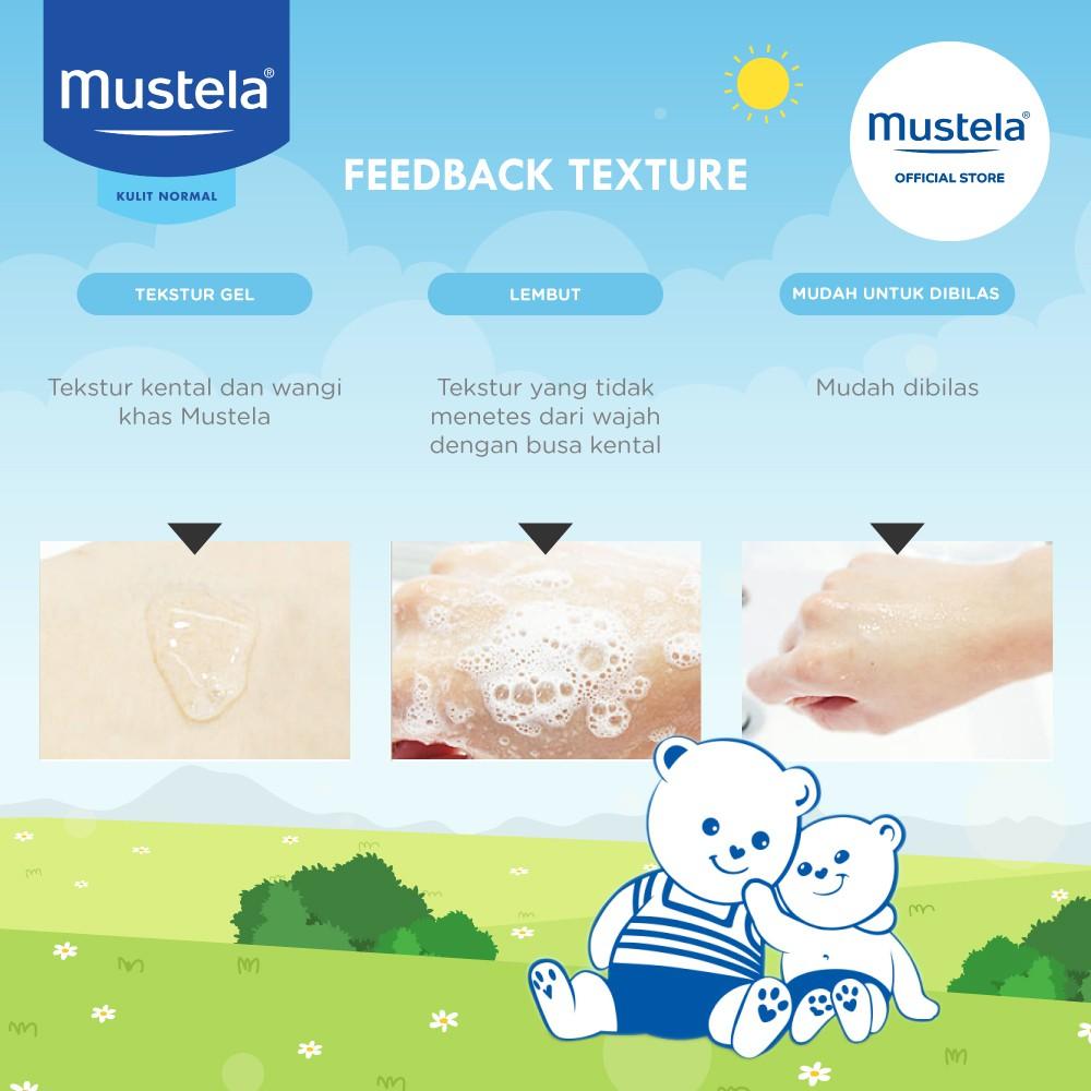 Mustela Bebe gentle Shampoo 200 ml-3