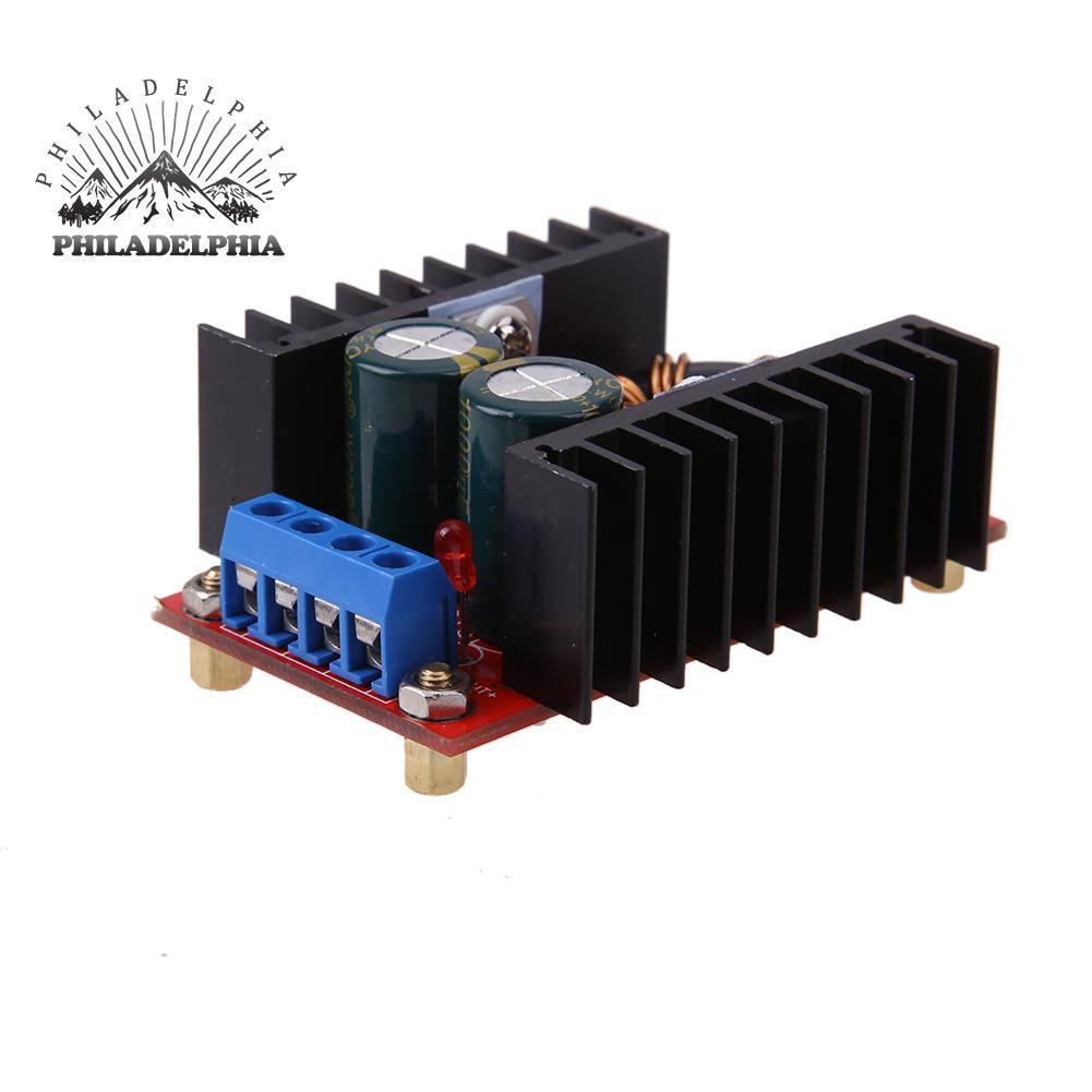 LED DC-DC Boost Step up Converter Voltmeter 5-32V to 5V-55V 9V 12V 19V 24V 48V