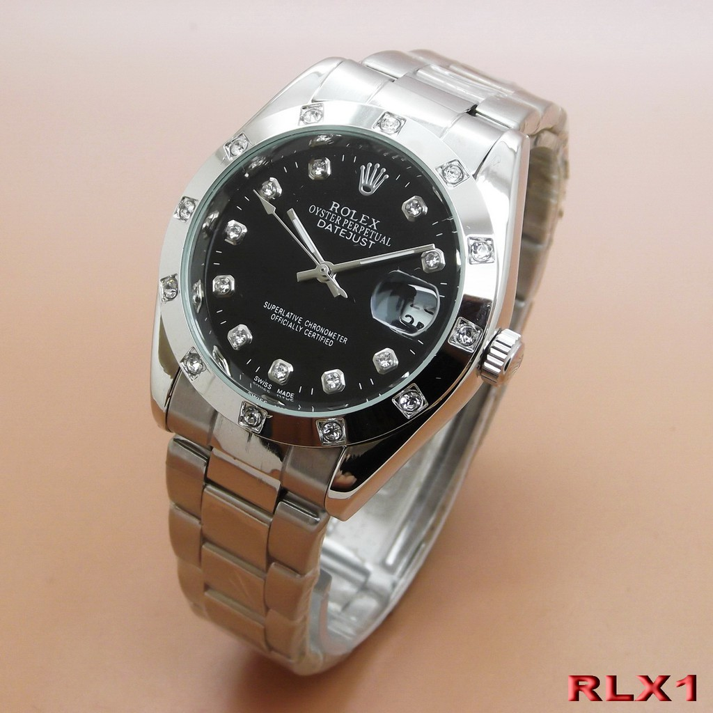 Jam Tangan Rolex Cellini Rantai Automatic  d6ef2206a5