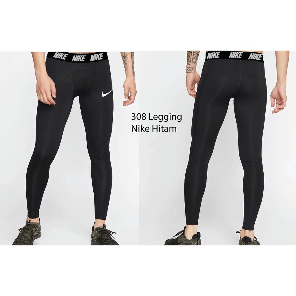 Celana Legging Sport Panjang Cowok Pria Grade Ori Baselayer Shopee Indonesia