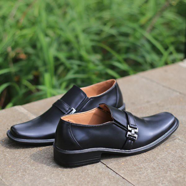 Sepatu Pria S.van Decka D-TK010X + Bonus Dompet | Shopee Indonesia