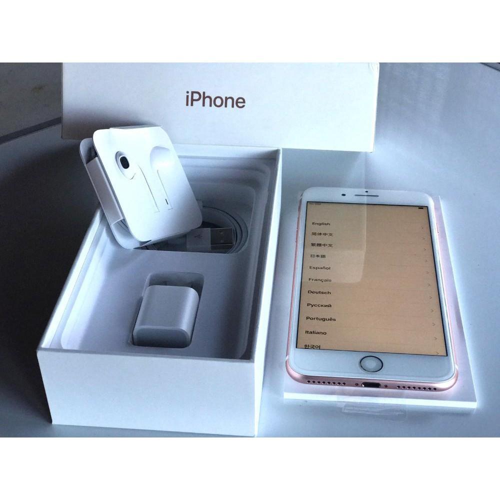 Iphone 7 Plus 128gb Garansi Internasional 1 Tahun Claim Dibantu Apple Jet Black Termurah Shopee Indonesia