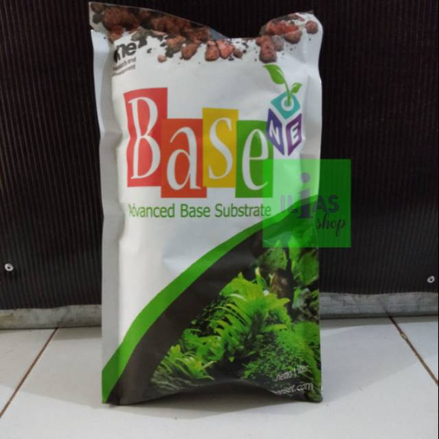 BASE ONE Baseone Rumah Bakteri Aquascape Aquarium kaya ...