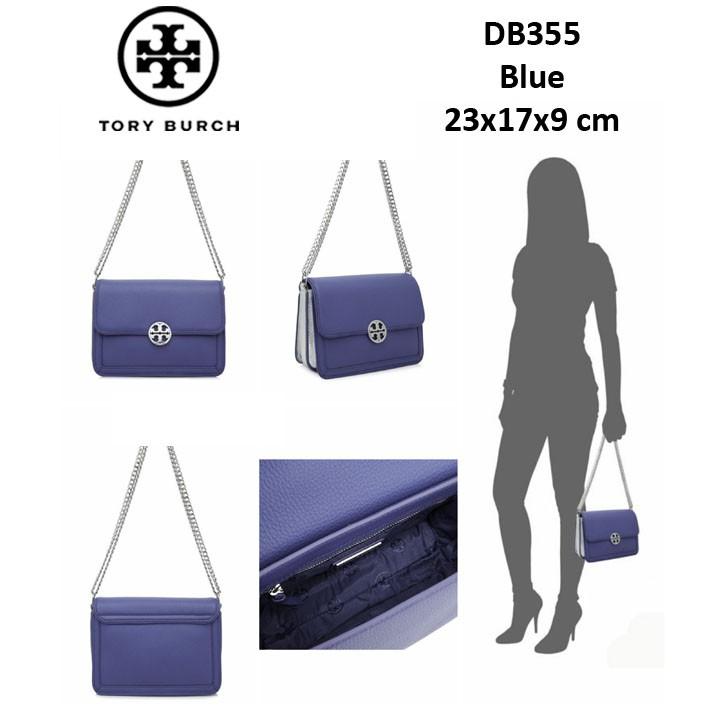 76e49531709 TORY BURCH FLEMING CONVERTIBLE MEDIUM BAG DB338