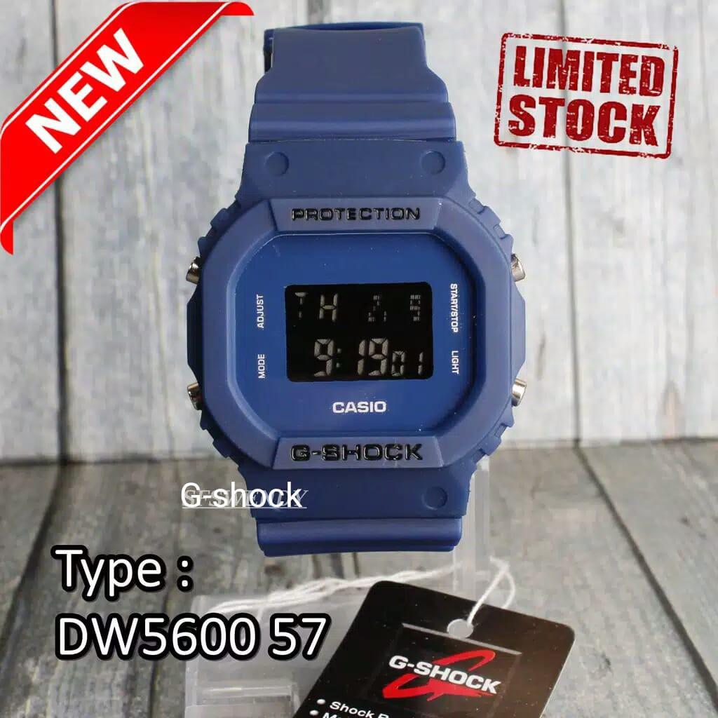 New Arrival Jam Tangan Pria G Shock Casio 1677 Dual Time